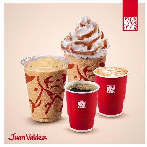 Bebidas Juan Valdez