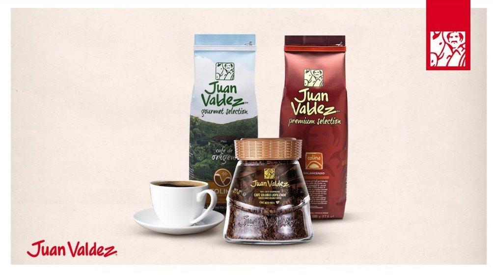 Cafe-Empacado Juan Valdez