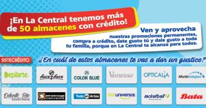 Marcas - Centro Comercial La Central